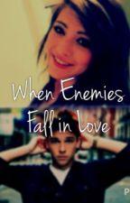 When Enemies Fall In Love by HaileylouVaske