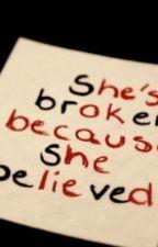 The Broken, Bad Girl-Griff Jones(DISCONTINUED)  by Diamond9tornado