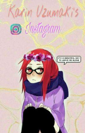 Karin Uzumaki's Instagram by The_Karin_Uzumaki