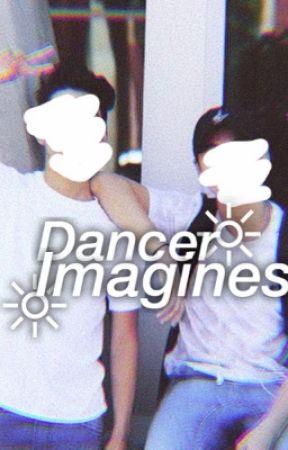 Dancer Imagines by kenziezieglar