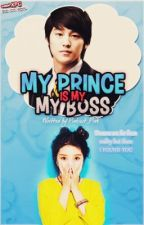 My PRINCE is My BOSS ?! (COMPLETED) by pinkiest_pink