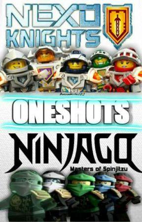 Nexo Knights & Ninjago Oneshots - Nexo Knights (AU): Aaron X