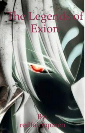 Legends of Exion by redfairyqueen