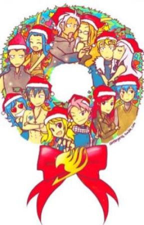 Fairy Tail Christmas by luckycat2003