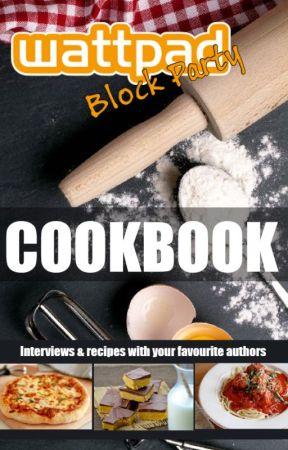 Wattpad Block Party Cookbook by MNJGreenhill