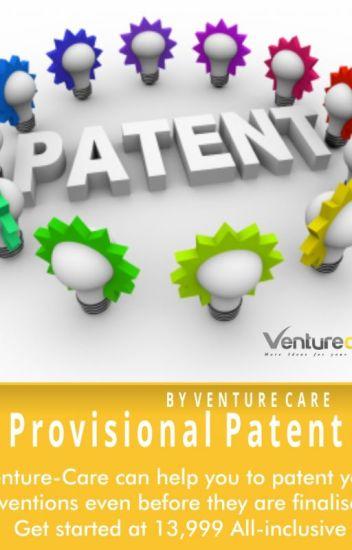 Provisional Patent in India | Venture Care