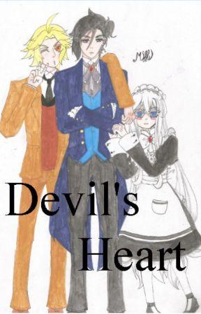 Devil's Heart by MadHatterKei
