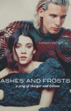 Ashes and Frosts (Rhaegar and Lyanna) by dxrlene
