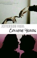 Jefferson High: College Years PL by hazluvloueh