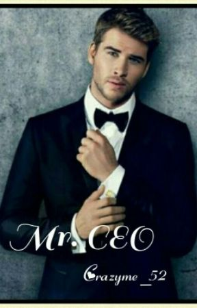 Mr. CEO by Crazyme_52