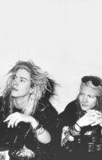 Think about you || Axl Rose, Duff McKagan by magdaleneek