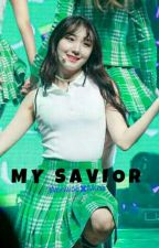[1]My Savior [Wonwoo&Mina]✔ by ticmintac