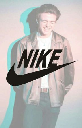 Nikes - A Blake Richardson (New Hope Club) FanFiction by Luluisee