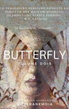 Butterfly     marvel au - livro II by wmaxmoff