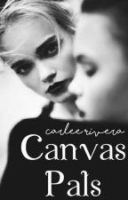 Canvas Pals ✓ by bluefarer