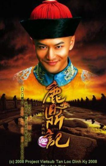 Lộc Đỉnh Ký ( Kim Dung ) Full