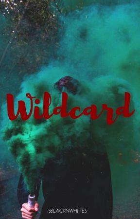 WILDCARD by SBLACKNWHITES