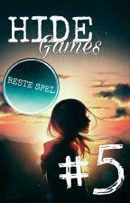 HIDE games #5 [Bezig] by IrisTheDonut