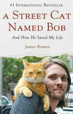 A Street Cat Named Bob - Уличный кот по имени Боб by Pyanayaustritsa