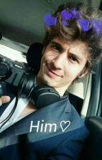 Him♡ -Lorenzo Ostuni  by st3pny_is_my_hero