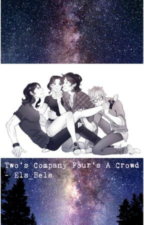 Kylo Ren x Reader - Two's Company Four's A Crowd by PrincessBumbleBee97