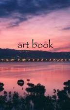 art book  by rednorski