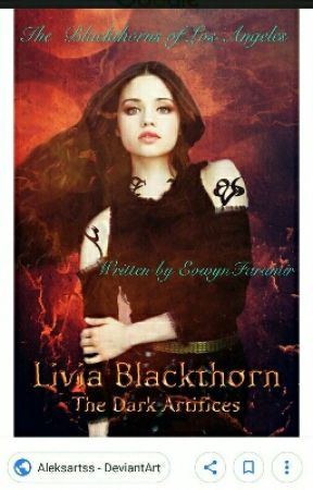 The Blackthorns of Los Angeles   by EowynFaramir