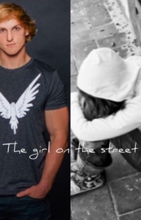 The girl on the street  by logang_is_the_best