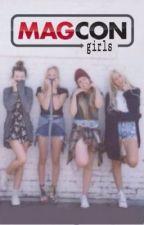 MagCon girls by roxymorton