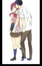 Gou × Haruka - [Anime : Free!] by croftedthegamer13