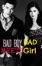 Bad boy meets bad girl (On hold) by Lourdeowen