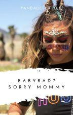 Babybad? sorry Mommy   nkd+djh   [hiatus] by PandaDeSeattle