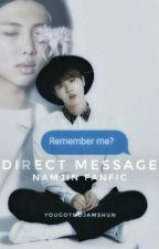 Direct Message// NAMJOON X JIN by YouGotNoJamsHun