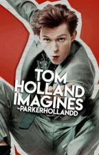Tom Holland Imagines by parker_holland
