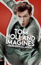 Tom Holland Imagines by parker_holland