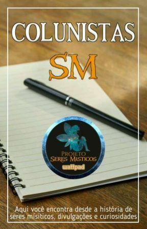 Colunistas SM by SeresMisticos