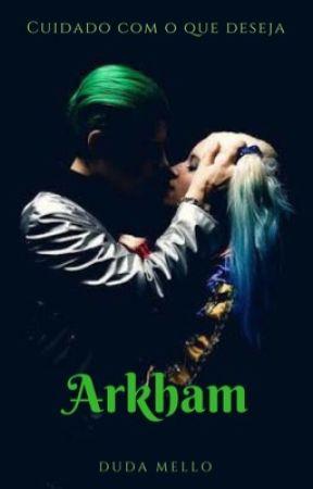 Arkham by dudaguergolet