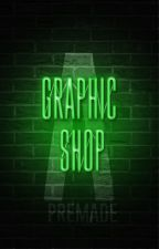 GRAPHIC SHOP  PREMADE by amatuer_