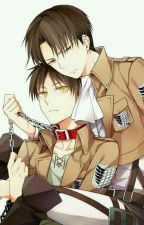 Fifty shades of Levi ~ Ereri  by Jenchan2909