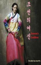 Joseon's Goddess by JoanYin