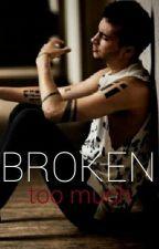 Broken too much [Joshler CZ] by AnetaHynicv