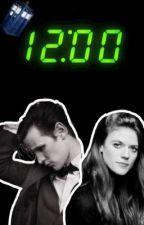 The Clock strikes Twelve by ZalfieFeels01