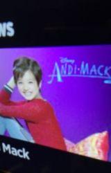 Andi Mack romance fan fiction  by Bisoma7878