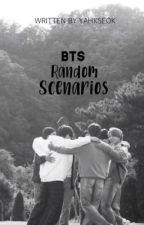 BTS Random Scenarios 👑 by yahkseok