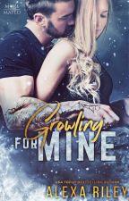 Growling For Mine - Alexa Riley by CamilaFerreira900