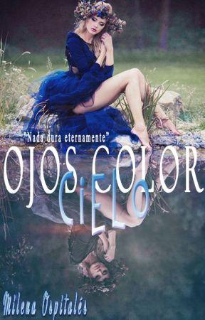 Ojos Color Cielo by Milena_Ospitales