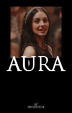 A U R A | Loki Laufeyson  by cinettemoon