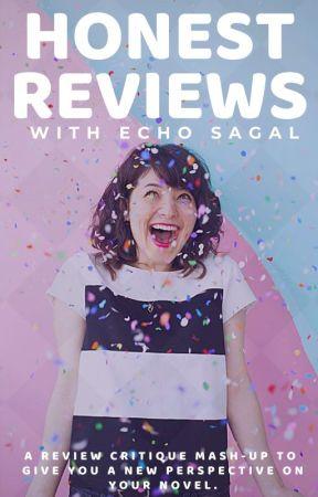 Brutally Honest Book Reviews [CFCU] by EchoSagal