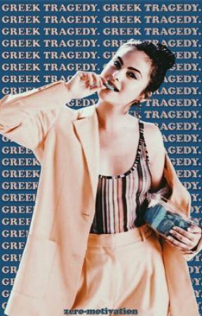 GREEK TRAGEDY [ hp + pjo ] by zero-motivation