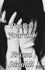 Poetry of  2015-2017  by krissa1110